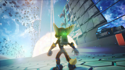 Bild:Ratchet & Clank: Into the Nexus (PS3)