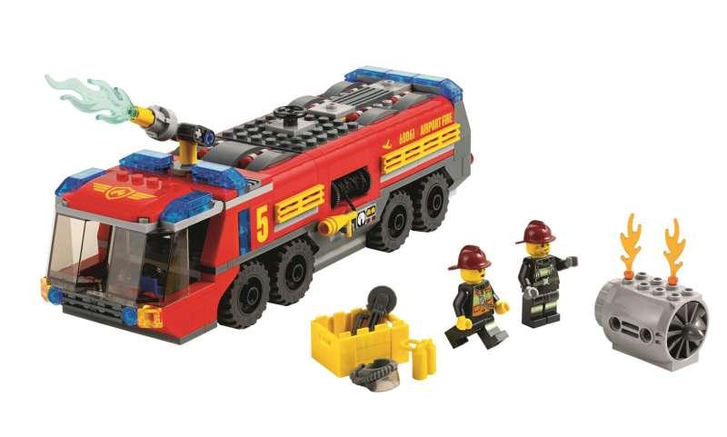 Bild:LEGO City - Starke Fahrzeuge