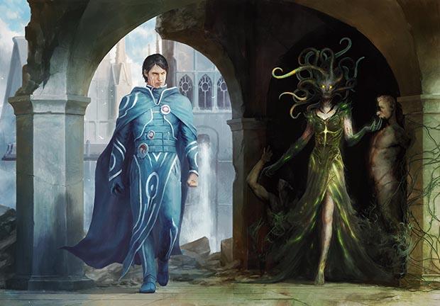 Bild:Magic: The Gathering - Jace vs. Vraska