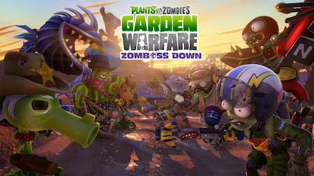 Bild:Plants vs. Zombies - Garden Warfare