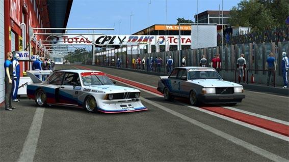 Bild:Raceroom: DTM-Experience