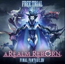 Bild:Final Fantasy XIV - teilweise für PS3, PC und PS4 spielbar