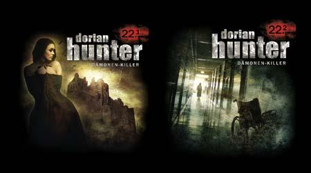 Bild:Dorian Hunter - Dämonen Killer, Folge 22.1 - Esmeralda - Verrat | Folge 22.2 - Esmeralda - Vergeltung