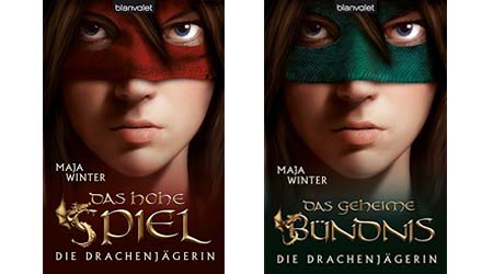 Bild:Die Drachenjägerin 2. Band