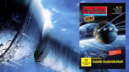 Bild:Perry Rhodan Extra 13. Band - Geteilte Unsterblichkeit