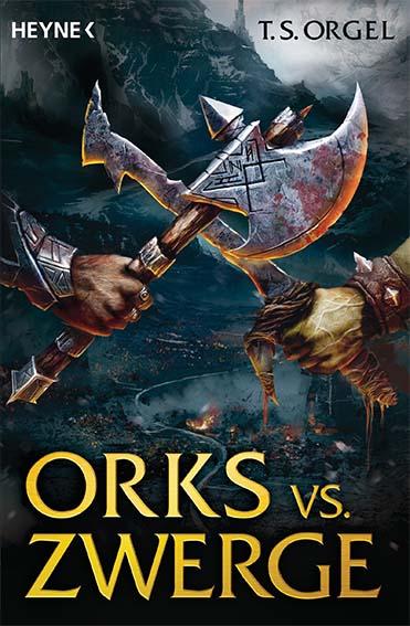 Bild:Orks vs. Zwerge