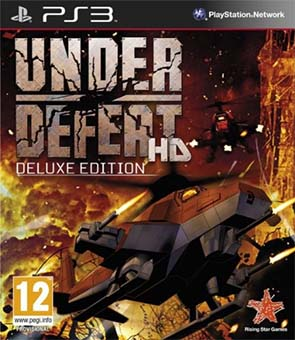 Bild:Under Defeat HD – Deluxe Edition