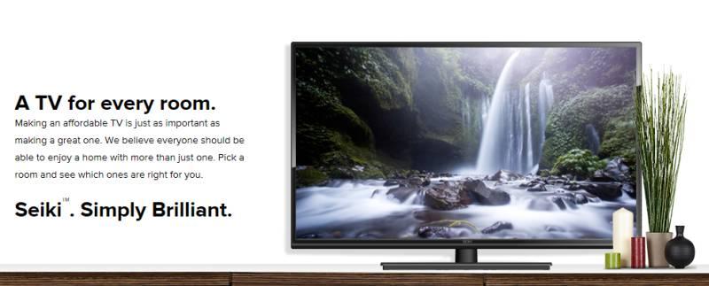 Bild:Klang und Bildqualität on Top: Seiki startet 2015 mit Premium-Modellen in den TV-Markt