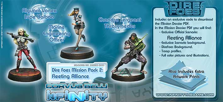 Bild:Infinity / Nomads / Dire Foes Mission Pack 2: Fleeting Alliance