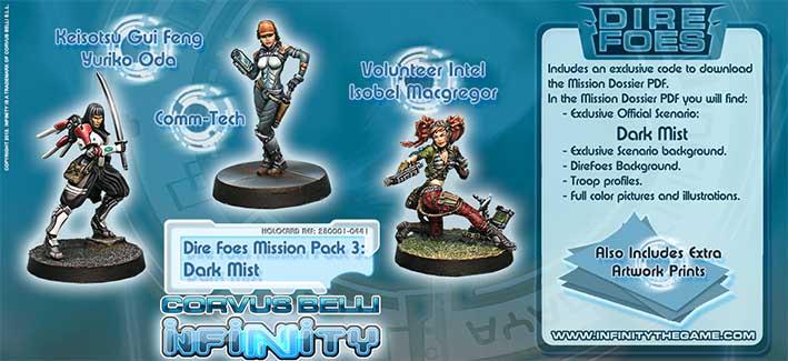 Bild:Infinity Dire Foes Mission Pack 3: Dark Mist