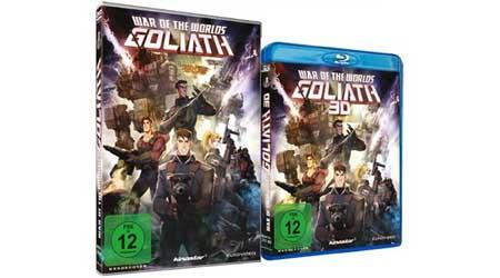 Bild:War of the Worlds: Goliath: Die Marsmenschen sind zurück!