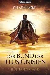 Bild:Der Bund der Illusionisten 1 - Flüsternder Sand