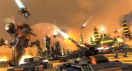 Bild: Focus Home Interactive: Galaktische Schlachten mit Etherium - ab heute für PC im Handel