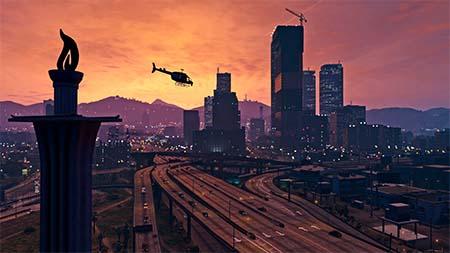 Bild:Rockstar Games News: Neue Screenshots aus Grand Theft Auto V für PC