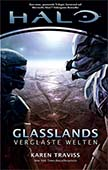 Bild:Halo | Glasslands Triologie 1 - Verglaste Welten