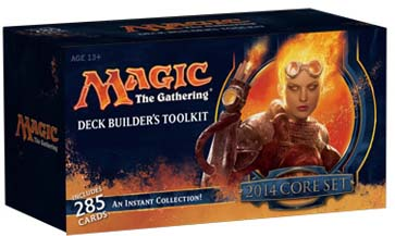 Bild:Magic the Gathering - Deck Builders Toolkit
