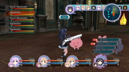 Bild:Hyperdimension Neptunia Hypercollection für PS3