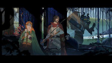 Bild:The Banner Saga erscheint für Linux und SteamOS