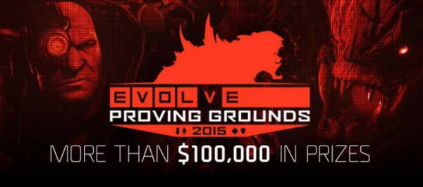 Bild:ESL mit 100.000 USD Xbox One Turnier in EVOLVE