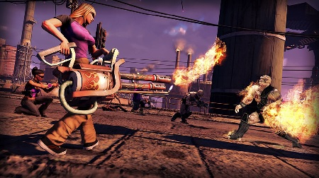 Bild:Review: Saints Row IV: Re-Elected