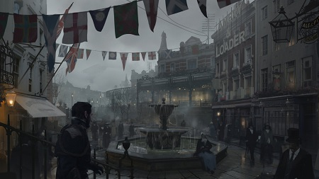 Bild:Review: The Order 1886