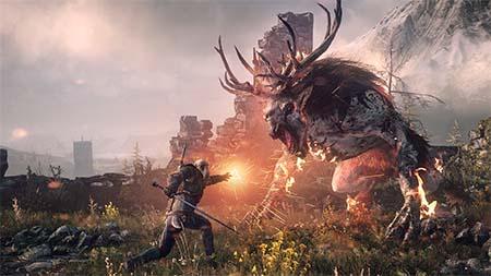 Bild:The Witcher 3: Wild Hunt ab sofort im Handel erhältlich