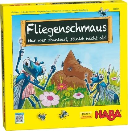"""Bild:Fliegenschmaus – empfohlen von der Jury """"Kinderspiel des Jahres"""""""