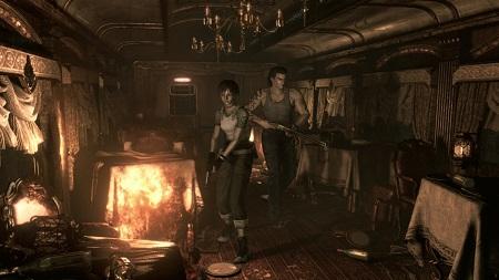 Bild:Resident Evil 0 bestätigt