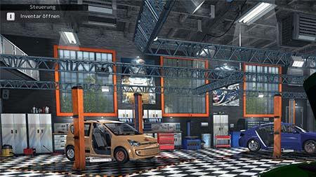 Bild:Auto-Werkstatt-Simulator 2015 - Mit Vollgas in den Handel