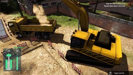 Bild:Baustellen-Simulator 2016: Ab heute wird angebaggert!