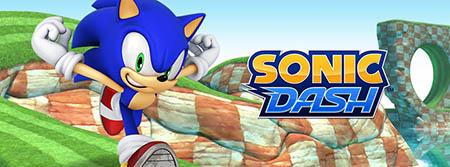 Bild:Sonic Dash erreicht magische Marke von 100 Millionen-Downloads!