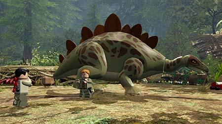 Bild:LEGO Jurassic World - ab sofort für PS4, PS3, PS Vita, Xbox One, Xbox 360, Nintendo WiiU, Nintendo 3DS und PC erhältlich