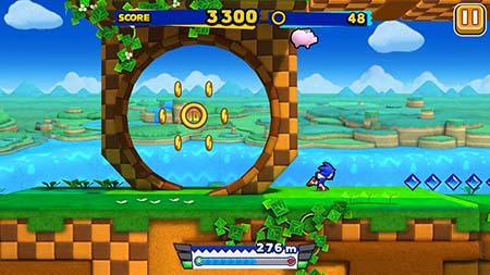 Bild:SEGA - Verfrühtes Geburtstagsgeschenk - SEGA bringt ersten Mobile-Titel von Sonic Team in den Westen