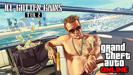 Bild:Rockstar Games News: Das ILL-GOTTEN GAINS-Update Teil 2 für GTA Online ist jetzt verfügbar