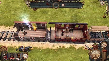 Bild:Bounty Train: Anspruchsvolles historisches Strategiespiel von Daedalic