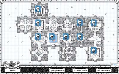 Bild:Guild of Dungeoneering steht für aufstrebende Dungeon Master weltweit in den Startlöchern!