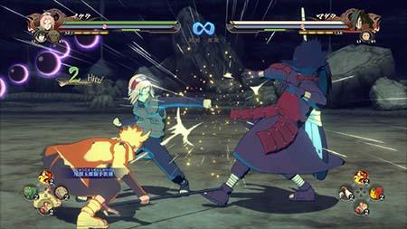 Bild:Neue Infos und Screenshots zu NARUTO SHIPPUDEN Ultimate Ninja STORM