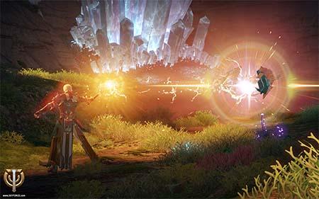 Bild: Skyforge in die Open Beta gestartet