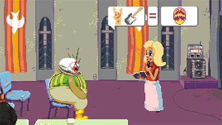 Bild:Point & Click im Abenteuerland: Dropsy The Clown