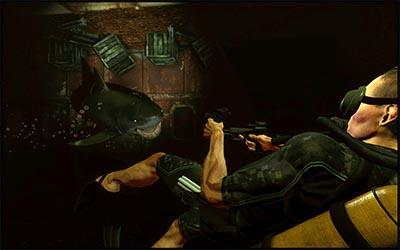 Bild:Hai-Alarm am PC! DEPTH - Sharks vs. Men ab heute als Box für PC mit Zusatzinhalten im Handel