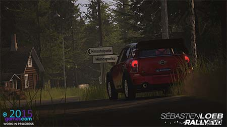 Bild:Neues gamescom-Video zu Sébastien Loeb Rally EVO