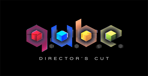 Bild:Q.U.B.E. – Director's Cut Test