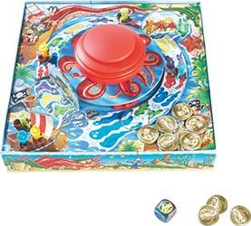 Bild:Titus Tentakel: krakenstarker Spielspaß für die ganze Familie