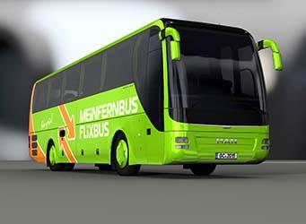 Bild:Aerosoft - Fernbus Simulator in Kooperation mit MeinFernbus FlixBus