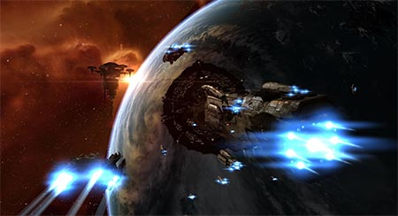 Bild:EVE Online: Galatea-Update