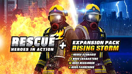 Bild:RESCUE: Heroes in Action: Rising Storm
