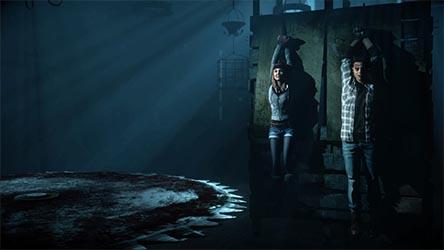 Bild:Until Dawn exklusiv für PS4 erhältlich
