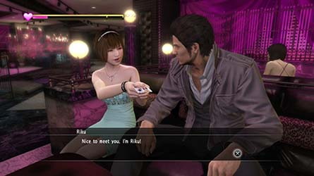Bild:Kakatte koi! Yakuza 5 - Launch-Promotion in Europa