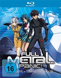 Bild:Full Metal Panic Fumoffu & The 2nd Raid