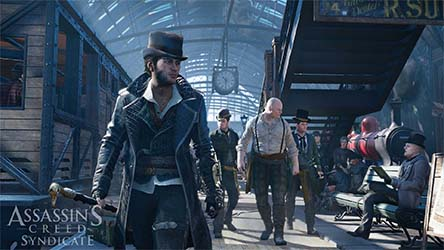 Bild:ASSASSIN'S CREED SYNDICATE - RELEASEDATUM DER PC VERSION BEKANNT